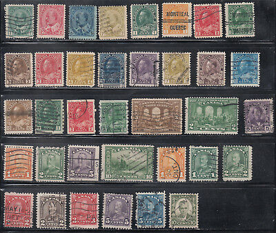 # Canada Selection of Early 1900's