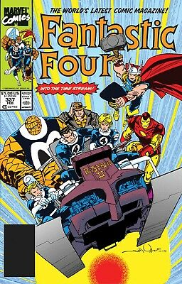 True Believers: The Fantastic Four By Walter Simonson  - Boarded. Free Uk P+P