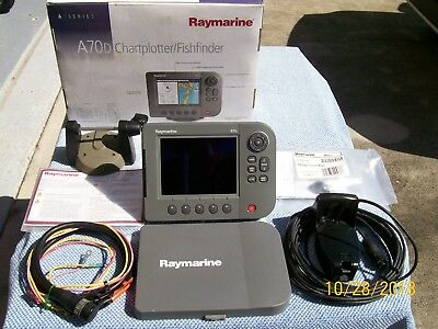 Raymarine A50d Manual