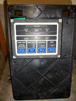 200amp 120/240 volt automatic transfer switch