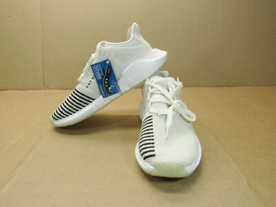 Adidas Mens EQT SUPPORT 93/17 Running Shoes- White- Mens Size 9.5