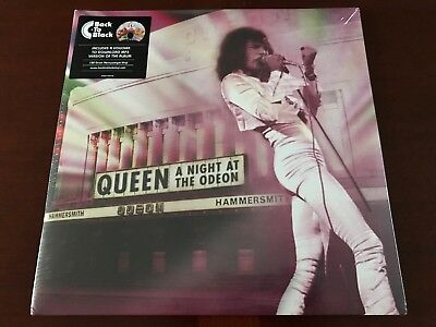 Queen A Night At The Odeon Live 1975 (Brand New Double-Vinyl) Bohemian Rhapsody