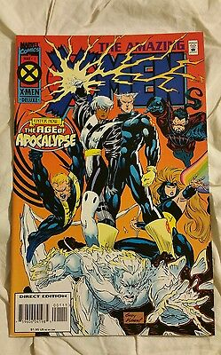 The Amazing X-Men Comic Book Marvel Mar #1