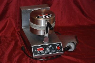 Star Commercial Waffle ConeMaker With Cone Roller Model SWCBE