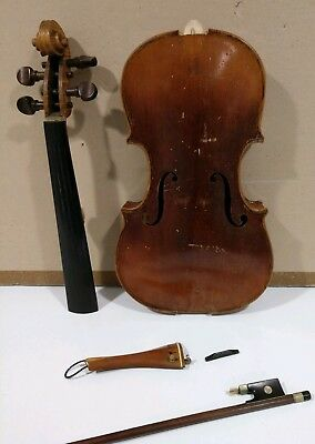 1721 Antonius Stradivarius very early Replica Original Violin - Harp label 1800s