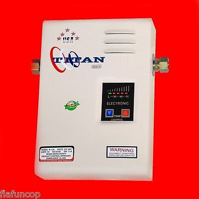 Titan N-120 Tankless Water Heater - 2019 SCR-2 Electric model - NEW - Ships FREE