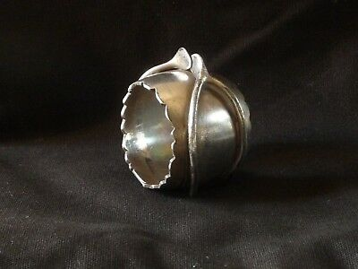 Vintage Silver Plate Wishbone Napkin Ring ~ Middletown Plate