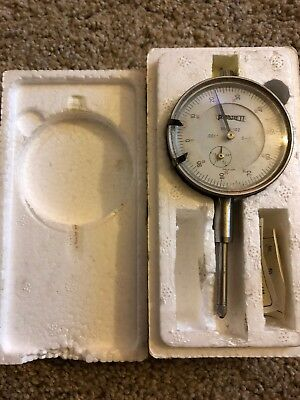 PHASE II DIAL INDICATOR 900 - 102 | 0 - 1in ORIGINAL BOX