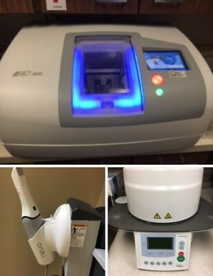 E4D Nevo Dental 2014 Scanner w/ Milling Machine & Programat CS Oven