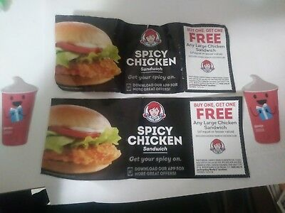 Wendys 2018 Free Frosty Keychain Keytag B0g0 Coupons Chicken