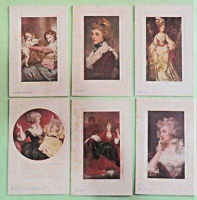 OLD ENGLISH MASTERS Series 1no.9726  Raphael tuck picture postcards Unposted 6x