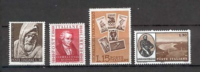Italy - 1964 - Single issues, MNH.