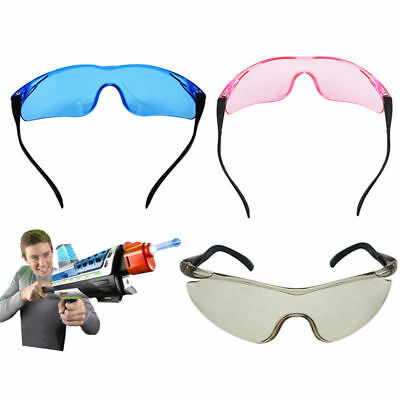 1xEye Protection Safety Glasses Goggles Child Toy Gun Outdoor Shooting Games A