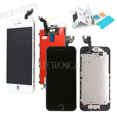New Display LCD Touch Screen Replacement For iPhone 6s Plus/6 6s/5c/5SE Complete