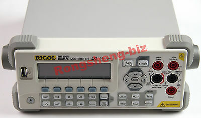 New Rigol 6 ½ Digits Digital bench-top Multimeter DM3068 #RS8