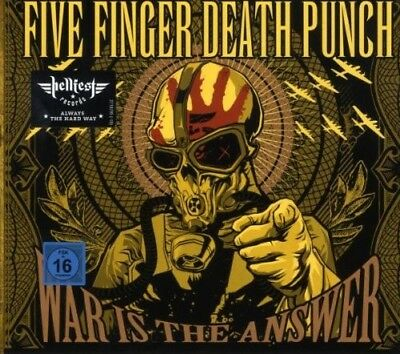 Five Finger Death Punch - War Is the Answer (Ltd.Deluxe Edt.)