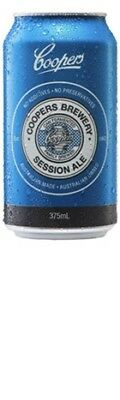 Coopers Session Ale Can 375mL CTN24 - Beer & Cider - Origin Australia