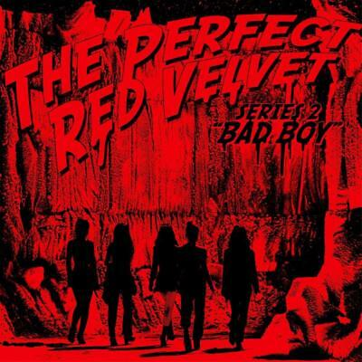 RED VELVET The Perfect Red Velvet (Vol.2 Repackage) CD+Booklet+Photo Book