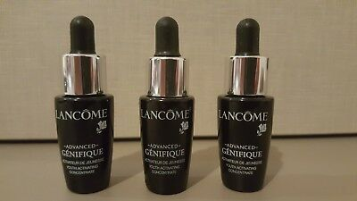 LANCOME ADVANCED GENIFIQUE CONCENTRATE SERUM 1 x 7ml YOUTH ACTIVATING