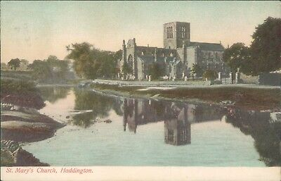 Haddington St mary's church 1904 GWW