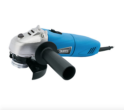"""Draper 500W 230V 115mm 4.5"""" Inch Electric Angle Grinder Cutting Grinding Tool"""