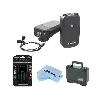 Rode RODELink Digital Wireless System WCase/4a AA Rechargeable Battery/Charger