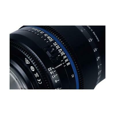 Zeiss 15mm T2.9 CP.3 Compact Prime Cine Lens (Feet) Canon EF EOS Mount #2189-453