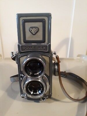 ROLLEIFLEX TLR Camera With Lots of Accesories See Listed Below