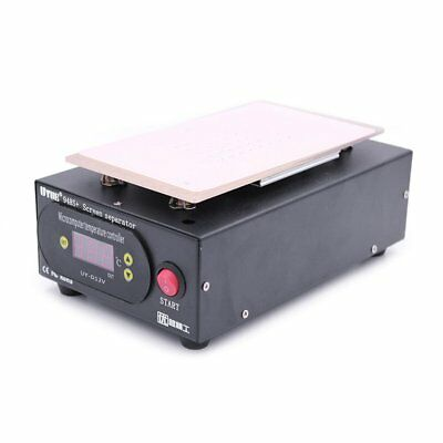 "Vacuum LCD Glass Screen Separator Lens Repair Machine for 7"" Smart PhonesQC"