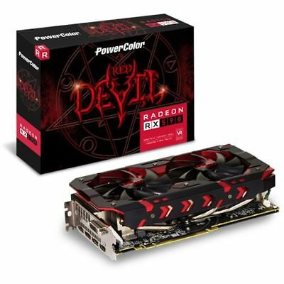 8GB PowerColor Radeon RX 590 Red Devil Aktiv PCIe 3.0 x16 (Retail)