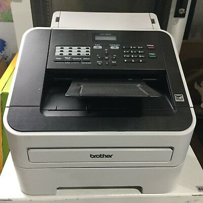 brother model fax-2940
