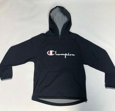 Brand New Champion Men's Athletic Fashion Grey Hoodie