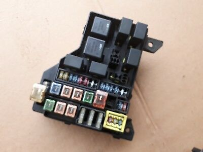 Fuse Box Volvo S on