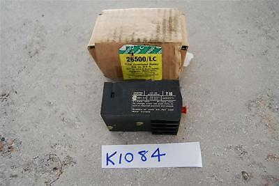 Crabtree 26500 Lc T-16 Overload Relay   Stock#k1084