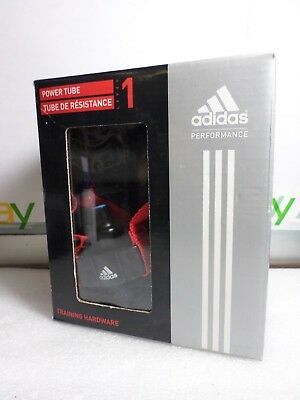 Adidas Power Tubes Resistance Bands Exercise Gym Fitness - Level 1