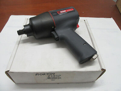 "Ingersoll Rand 1/2"" Drive Air Impact Wrench Model IR2131P New Old Stock!"