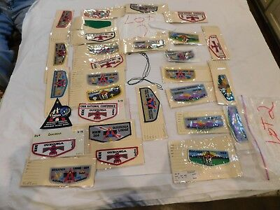 BSA Patches 40+ OA Jamborees Camps States Events Colorful Chiefs Paths Lot 2