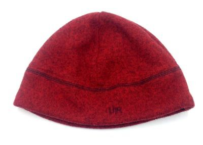 50fba7f28ac New  124 Ur Powered Men s Red Beanie Warm Athletic Winter Hat Ski Cap One  Size