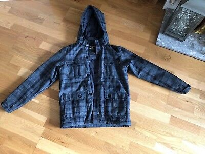 Boys Vans Coat / Jacket Size Large 12/13 Years Approx