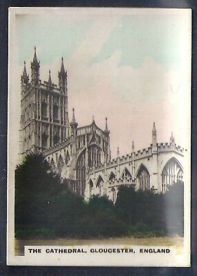 Bucktrout-Around The World Places Of Interest-#124- The Cathedral - England