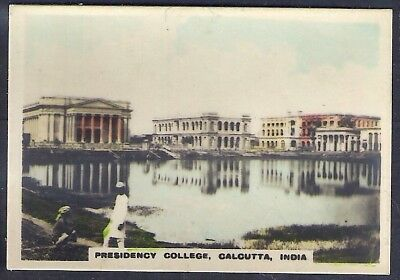 Bucktrout-Around The World Places Of Interest-#192- Presidency College - India