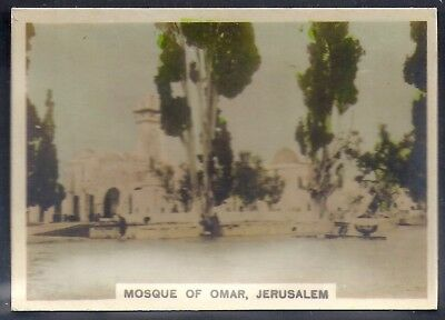 Bucktrout-Around The World Places Of Interest-#352- Mosque Of Omar - Jerusalem