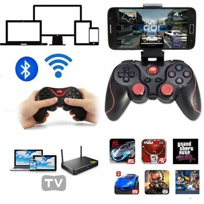 Bluetooth Wireless Controller Game pad For Android iPhone Amazon Fire TV Stick #