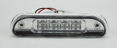 Clear Rear 3rd Third LED Brake Light for Jeep Grand Cherokee 1999-2004