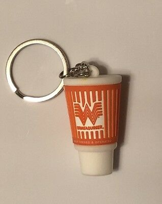 New Keychain Whataburger Replica Cup Keychain NEW
