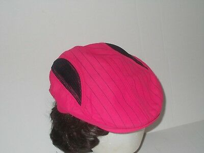"""Nike Golf Hat Cap """"HOT PINK"""" Stay Cool with Perforated Vents SP1207ASH L/XL"""