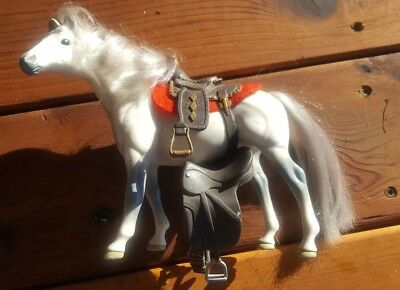 1988 GC Grand Champion model horse by Empire Industries, grey