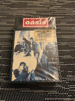 Oasis - Cigarettes & Alcohol extremely rare Promo Cassette - still sealed!