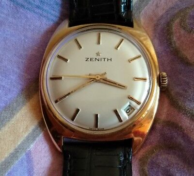 OROLOGIO VINTAGE ZENITH CAL 2552 C ORO 18 ct - EUR 506 caba95afb91