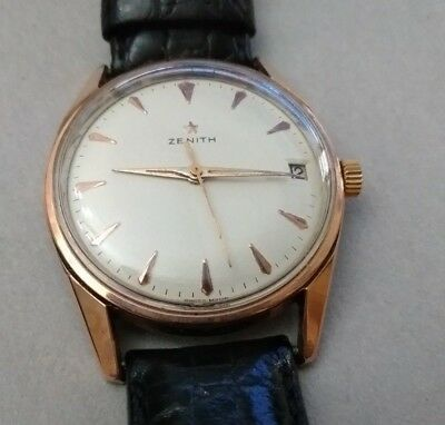 OROLOGIO VINTAGE ZENITH - EUR 221 320579be4a3